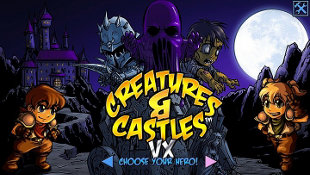 Creatures and Castles VX Screenshot 2