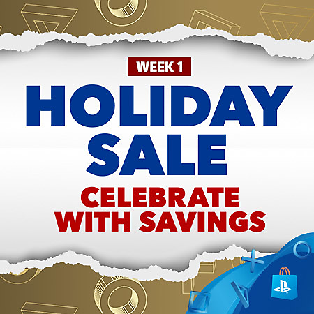 PlayStation Store Holiday Sale - Week 1