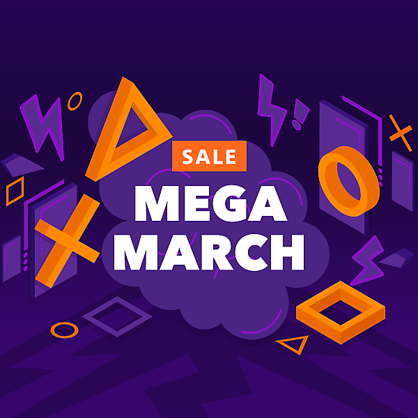 PlayStation Store - Mega March Sale