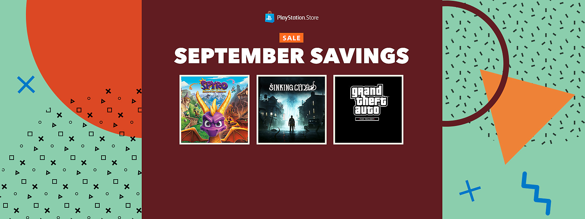 PlayStation Store - September Savings Sale