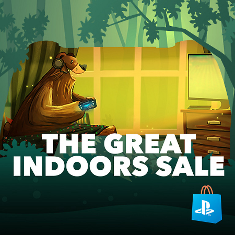 PlayStation Store - The Great Indoors Sale