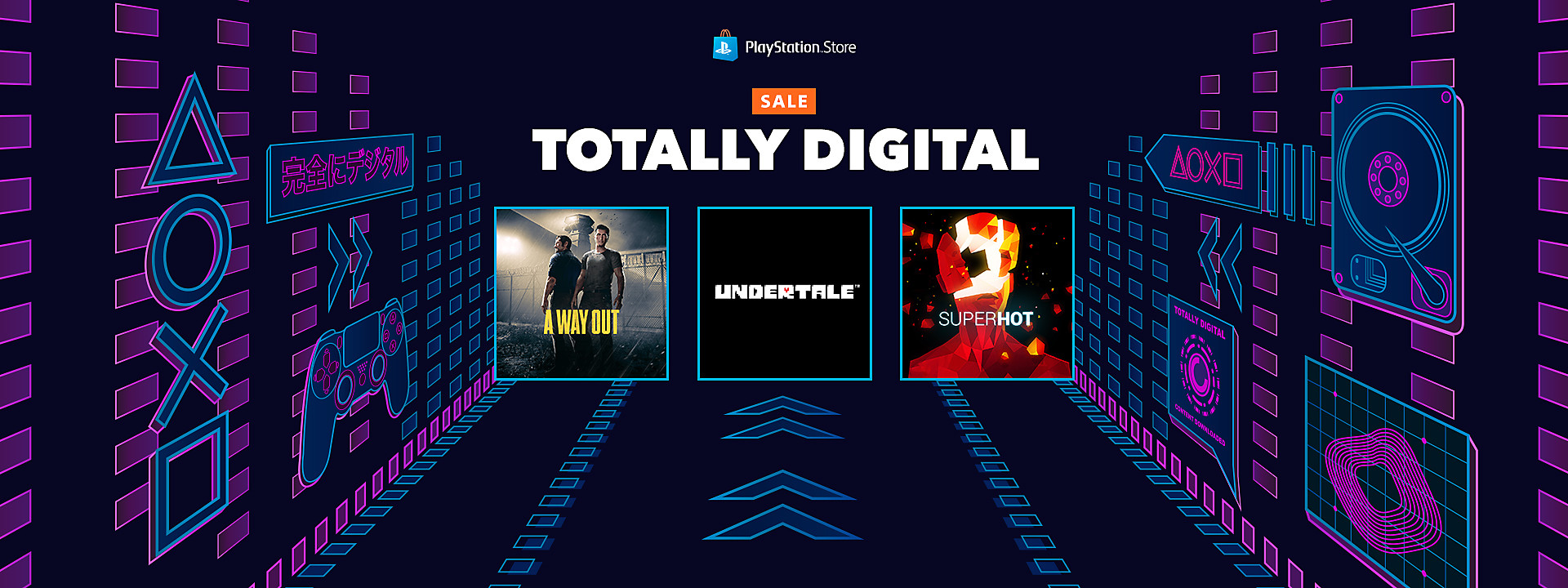 Totally Digital Sale - Week 1