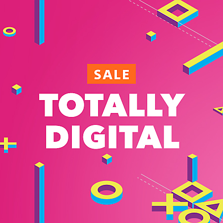 PlayStation Store - Totally Digital Sale