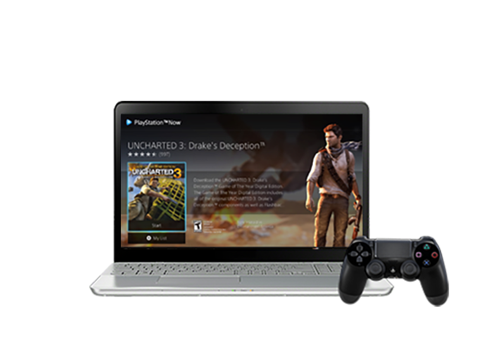 PlayStation™ Now - Streaming Game Service for PS4, PS3 and