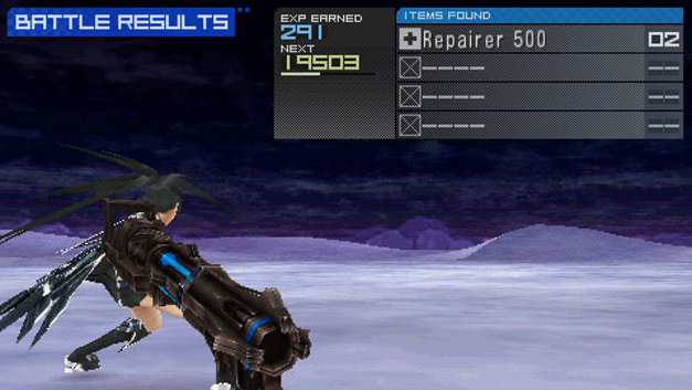 Black Rock Shooter The Game Screenshot 28