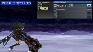 Black Rock Shooter The Game Screenshot 12