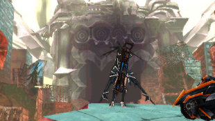 Black Rock Shooter The Game Screenshot 20
