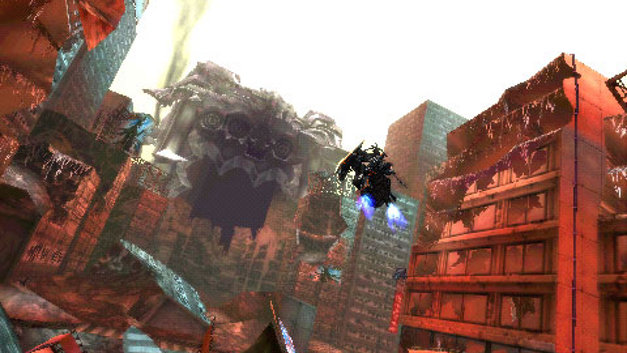 Black Rock Shooter The Game Screenshot 16