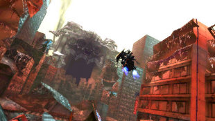 Black Rock Shooter The Game Screenshot 23