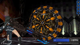 Black Rock Shooter The Game Screenshot 21