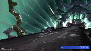 Black Rock Shooter The Game Screenshot 9