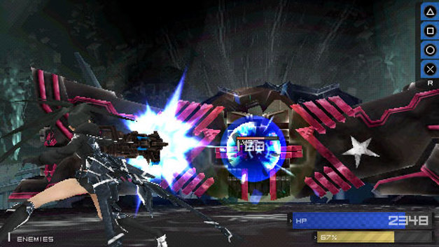 Black Rock Shooter The Game Screenshot 22