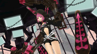 Black Rock Shooter The Game Screenshot 33