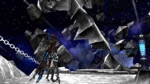 Black Rock Shooter The Game Screenshot 31