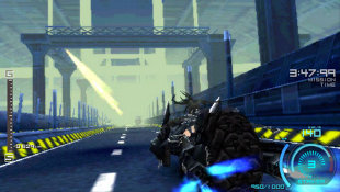 Black Rock Shooter The Game Screenshot 5
