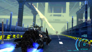 Black Rock Shooter The Game Screenshot 6