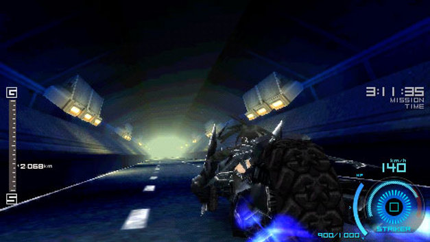 Black Rock Shooter The Game Screenshot 7