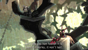 Black Rock Shooter The Game Screenshot 8