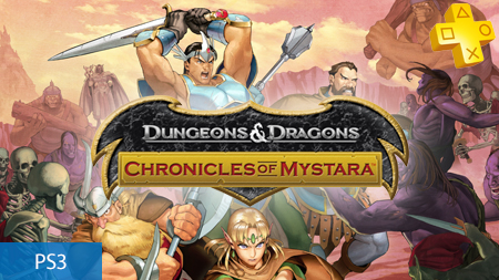 Dungeons & Dragons: Chronicles of Mystara - Free with PlayStation Plus
