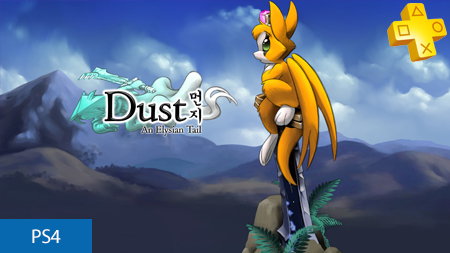 Dust: An Elysian Tale - Free with PlayStation Plus