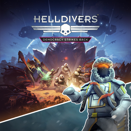 HELLDIVERS: Democracy Strikes Back - Get Free Games Monthly With PlayStation Plus