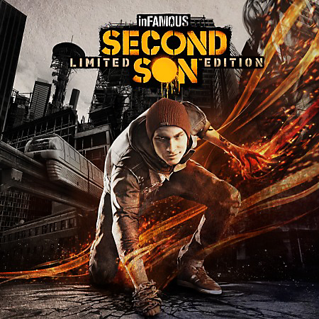 inFAMOUS Second Son - PS4 Pro