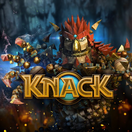 Knack - Get Free Games Monthly With PlayStation Plus