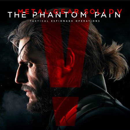 Metal Gear Solid V: The Phantom Pain - Get Free Games Monthly With PlayStation Plus