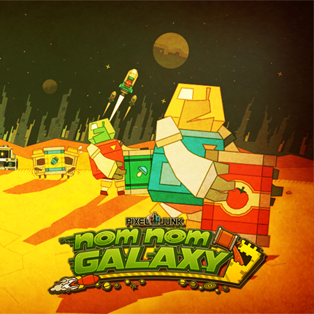 Nom Nom Galaxy - Free With PlayStation Plus