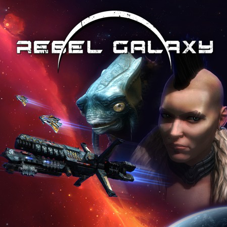 Rebel Galaxy - Free With PlayStation Plus