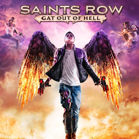 Saints Row: Gat Out of Hell - Free With PlayStation Plus