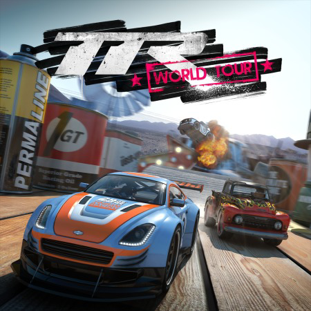 Table Top Racing: World Tour - Free With PlayStation Plus