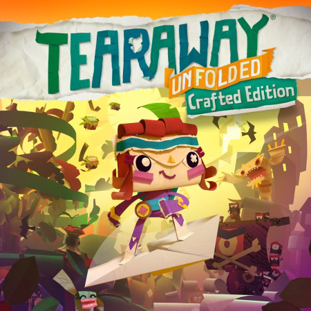 Tearaway Unfolded - Free With PlayStation Plus