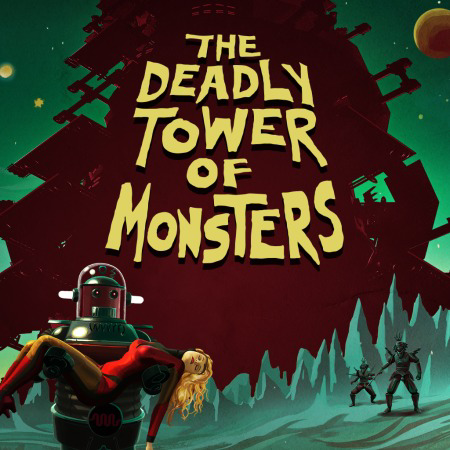 The Deadly Tower of Monsters - Jogos Online grátis com PlayStation Plus