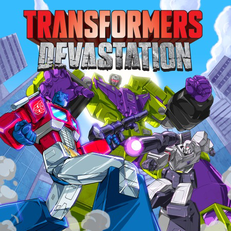 Transformers Devastation - Free With PlayStation Plus