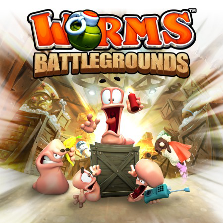 Worms Battlegrounds - Get Free Games Monthly With PlayStation Plus