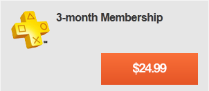 3-Month Membership - Join PS Plus
