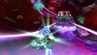 BEN 10™ GALACTIC RACING Screenshot 3
