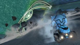 BEN 10™ GALACTIC RACING Screenshot 2