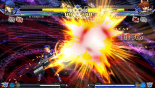 BlazBlue: Continuum Shift EXTEND Screenshot 6