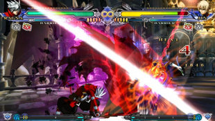 BlazBlue: Continuum Shift EXTEND Screenshot 8