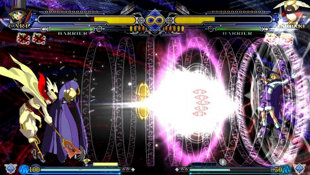 BlazBlue: Continuum Shift EXTEND Screenshot 5