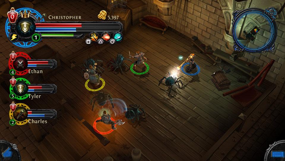 Dungeon Hunter Alliance Game | PSVITA - PlayStation