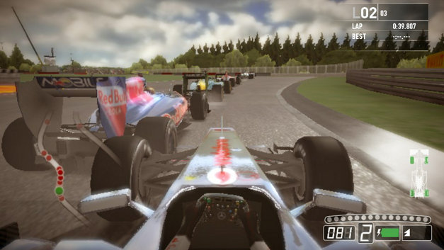 F1 2011™ Screenshot 1