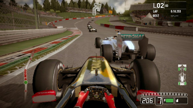 F1 2011™ Screenshot 4