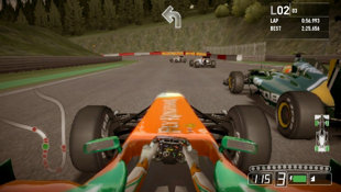 F1 2011™ Screenshot 5