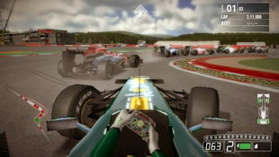 F1 2011™ Screenshot 6