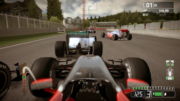 F1 2011™ Screenshot 7