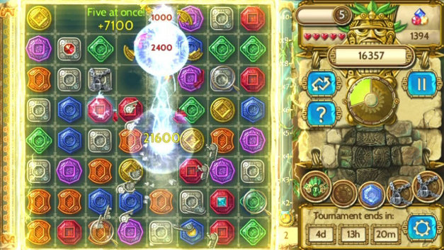Treasures of Montezuma Blitz  Screenshot 10