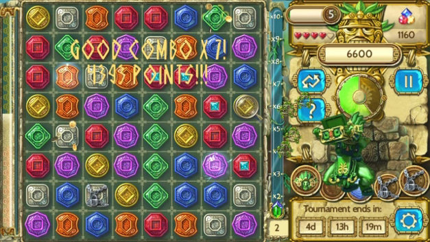 Treasures of Montezuma Blitz  Screenshot 16